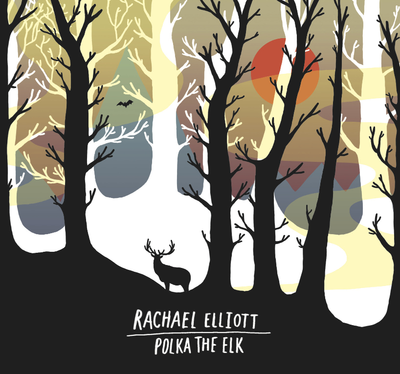 POLKA THE ELK - RACHAEL ELLIOTT